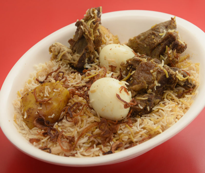 Mutton Big Biryani